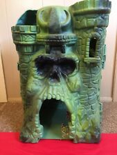He-Man Castle Grayskull MoTU Masters of the Universe Mattel