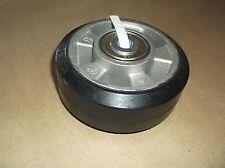 New BLICKLE ALEV 127/20K-B12 Caster Wheel,595 lb.,4 D x 2 In., (B100J)