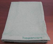 Tupperware T 22 FaserPro Faser Pro Glas Mikrofasertuch Türkis Neu OVP