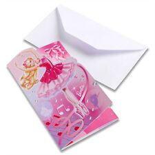 Einladungskarten Schreibwaren-Prinzessin -/Feen für besondere Anlässe