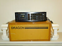 Nakamichi DRAGON High-End Tape Deck in OVP w.NEU, inkl. FB&BDA, 2Jahre Garantie