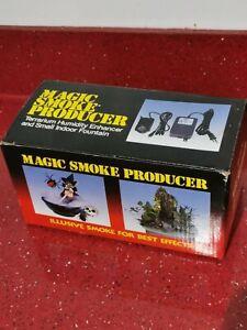 Mist Maker Smoke Fog Machine Halloween terranium vivarium Festival Prop