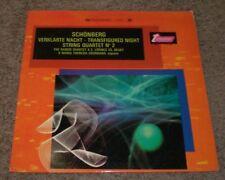Schonberg Verklarte Nacht Transfigured Night Escribano~RARE 1965 Classical~FAST!