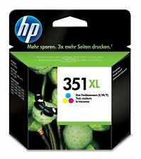 Original HP351XL CMY Ink Cartridge CB338EE for OfficeJet J5785 J5790 J5730 C4210