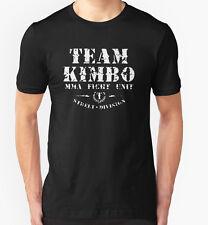 TEAM KIMBO TSHIRT MMA KIMBO SLICE TOP