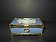 Vintage Musical Jewelry Box Made In Japan