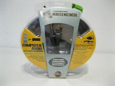 New listing Monster Cable Jm Repc M Hp-10 Computer Stereo Audio to Stereo Receiver ( New )