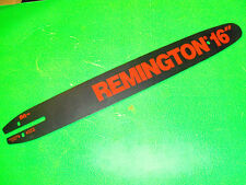 "NEW REMINGTON 16"" HARDNOSE CHAINSAW BAR 097572 FREE SHIPPING"