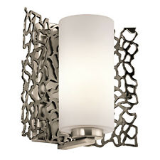 Silver Coral Classic Pewter Wall Light - Elstead Lighting Kl/silcoral1