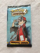 Pokemon Masters Trading Card Pack Argentina 2019