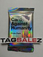 Cards Against Humanity CAH GAY PRIDE Pack - PRIDE PACK Part of Profits Donated