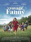 Affiche 120x160cm LE VOYAGE DE FANNY 2016 Lola Doillon - Léonie Souchaud NEUVE