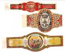 vitolas bauchbinden cigar bands sigarenbandje label labels