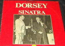 TOMMY DORSEY & FRANK SINATRA LP 1981 JOKER RECORDS ITALY IMPORT