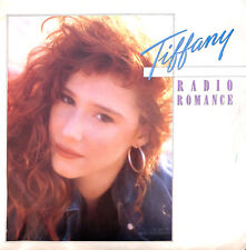 "Tiffany ‎7"" Radio Romance - France (VG/EX)"