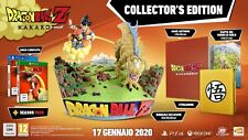 DRAGON BALL Z: KAKAROT COLLECTOR'S EDITION PS4 NUOVO ITA PLAYSTATION 4 LIMITED