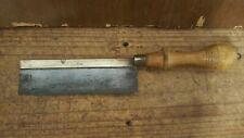 "Vintage Brass Backed Hand Saw, 6"" 150 mm, Made in England"