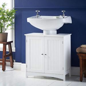 Unterschrank Waschbeckenunterschrank Badezimmerschrank Badmöbel mit Einlegeboden