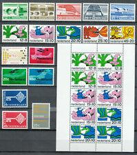 NVPH 900-917 Jaargang 1968 Cat.waarde 16,80 euro Postfris