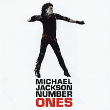 Number Ones by Michael Jackson (CD, Nov-2003, Epic)