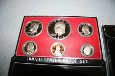 1978,US Coin Proof Set,Eisenhower Dollar,Kennedy Half,Birth Year,Free Ship,21001