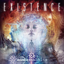 Existence by Audiomachine (CD-2013) NEW-Free Shipping