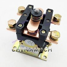New IC4482CTTA150AH124XN 24V 150AMP Contactor Solenoide General Electric Switch