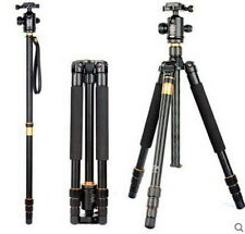 New professional  folding Tripod Q999 Tripod / Monopod for Camera