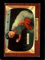1955 BOWMAN #99 JERRY COLEMAN GOOD+ YANKEES  *X3194