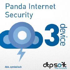 Panda sicurezza Internet Software 2016 Multi-utente 3pz 1 anno Pc/mac/android/