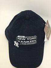 New York Yankees   Navy Blue 1903 Buckle Back Cap
