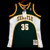77593c594bb 100% Authentic Kevin Durant Mitchell Ness Sonics NBA Jersey Size 48 XL Mens