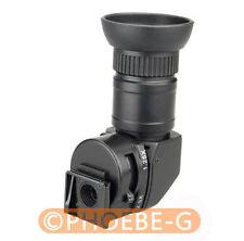 1.25x-2.5x Angle Finder for Canon Nikon Pentax Minolta Fuji Olympus