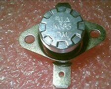 Thermostat:KSD301-K065 65ºC : 149ºF : N.O. NO:Temperature:BiMetal Switch