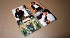 Jackson Album Cover Drinks COASTER Set