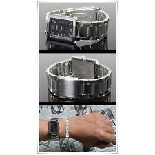 MTP-1233D-1A Black Casio Men's Watches Casio Analog Steel Band