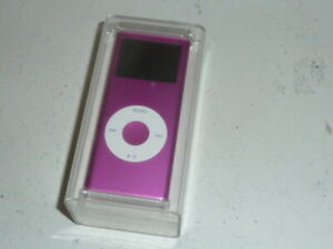 Apple iPod nano 2nd Generation Pink (4 GB) Pink Model A1199 MA489LL/A Collectors