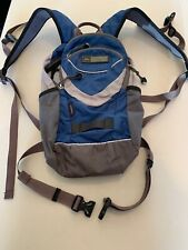 REI Squirt Hydration Pack / Backpack Blue & Gray