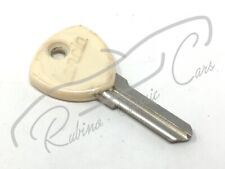 LANCIA FLAMINIA ORIGINAL white Raw key ignition switch door locks glove box NOS