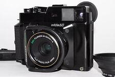 """Excellent+++"" Fuji Fujifilm GS645S Pro Wide 60 w/EBC 60mm f4,Strap,Hood Japan 6"
