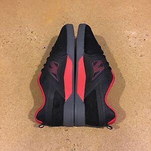 DC Matt Miller S Men's Size 11.5 US Black Grey Skate Shoes Sneakers BMX