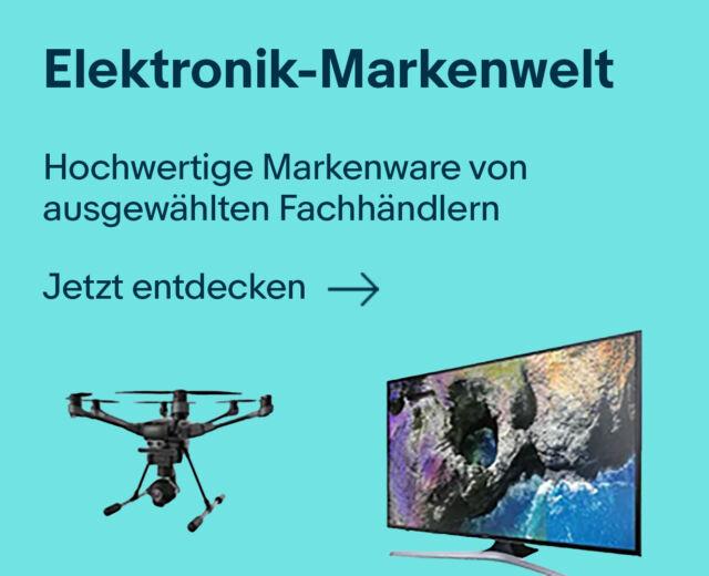 Elektronik Markenwelt