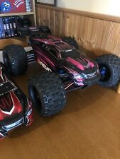 Traxxas E REVO 1/10 Brushless With Castle  ESC 6S And Upgrades, Pro-Line Wheels