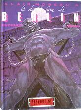 BUCQUOY / HERNU : LA DOUBLE LUNE DE BERLIN, ALAIN MOREAU / EO Ansaldi 1987 / TBE