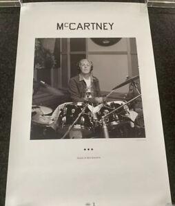 Paul McCartney iii Promo Poster 12 X18 *Indie Exclusive* Made In Rockdown