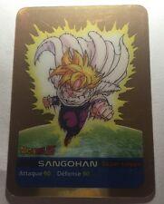 Ref383 Carte Dragon Ball Lamincards   Sangohan 24