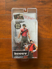 """NECA Team Fortress 2 Red Scout 7"""" Action Figure NIB w/ Packaging Error"""