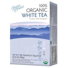 Prince of Peace Organic White Tea 100 Tea Bags