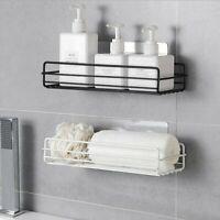Neu Wandregal Küche Bad Ablage Badregal Ohne Bohren Halter Dusch Aufbewahrung