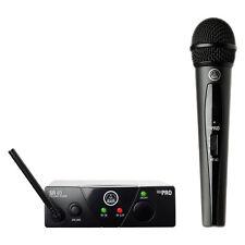 AKG Pro Audio WMS40MINI Vocal Set BD US25B Wireless Microphone System